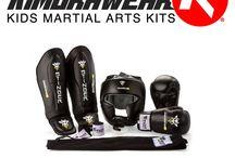 Kids Martial Arts / by Kimurawear - MMA & Fitness