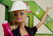 Architect Barbie / -
