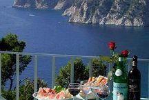 Ilse of Capri Italy / 60th celebrations