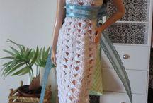 Barbie kıyafetli