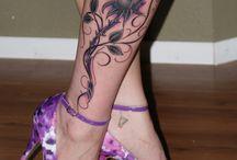Tattoo-Kwiaty