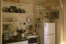 Tiny Kitchens / by Nikki D. May