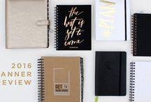 Planner, organization
