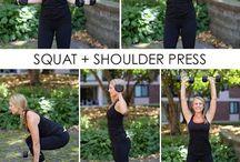 Exercise - upper body
