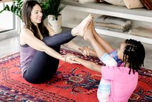 akro jóga děti