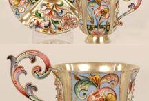 Ceramica, mozaic, portelan