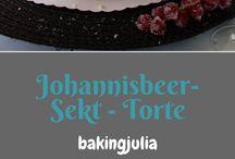 Johannisbeer Torte
