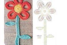 zabawki crochet toys