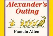 Author study Pamela allen