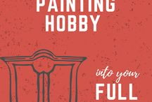 Furniture Painting Business
