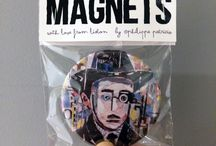 MAGNETS by ©philippe patricio / small edition by the artist