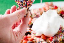 Desserts- Sweet Snacks & Appetizers