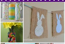 Easter / Easter crafts, Easter recipes, Easter planning. All things Easter can be found here.