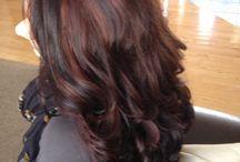 Adri's new hair look