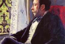 Gustave Caillebote / by A Calderon