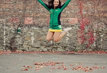 Cheerleading Photography / by Melissa Harville