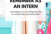 Internship Tips | College Advice | Career Advice for College Students / College Internship Tips & Advice for Students