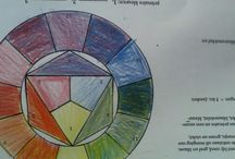 kleuren cirkel maken