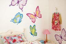 McKenna's new room