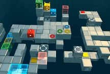 Brain Games / Strategy, puzzle and games that require some mental effort to beat.