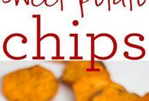 Kumera Chips