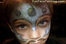 Ritter Facepainting
