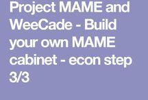 Proyectos arcade
