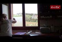 Ablak fóliák / Ebben az albumban az ablakfóliák felhasználásához találsz ötleteket.