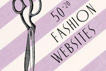 Fashion industry & web