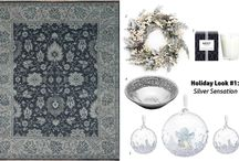 Holiday Decor 2015 / Here are some of our 2015 Holiday Home Decor picks!