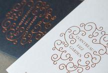 Identité / Branding / Projets d'identité conçus par CL Design. Branding projects created by CL Design.
