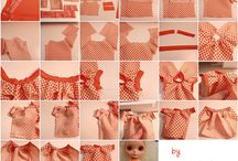 blythe & pullip clothes patern