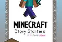 Learning With Minecraft / Ideas on how to use Minecraft for homeschooling