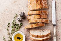 хлеб- батон