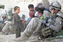 Afghanistan & Iraq Wars