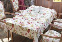 Bahara Özgü Örtülerle Ev Tekstili / Bahara Özgü Örtülerle Ev Tekstili http://www.dekordiyon.com/bahara-ozgu-ortulerle-ev-tekstili/