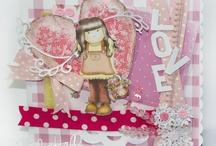 Polka Doodle inspiration  / Polka Doodles cards for inspiration