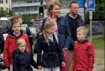Belgium Royal Family