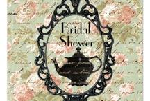 Jessica's bridal shower ideas / by Stephanie Lamar