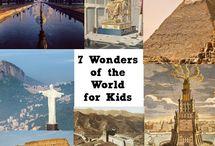Modern Wonders of the World