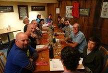 8 - 11 November 2013 / A great group of travelers who enjoyed 'Goldilocks weather' for 4 days out on the trail.