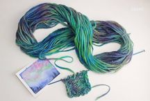 UBAND: handspinning, knitting and dyeing