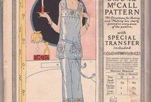 1920's day dresses