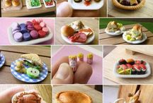 Miniature Food / by Danielle LeBrun