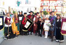Fiestas Zujar 2014 / Fiestas de Moros, Cristianos y Diablos en honor a la Virgen de la Cabeza - Zújar -