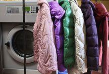 Lavare i capotti in casa