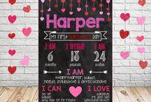 Постеры ко дню рождения