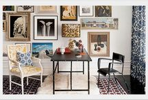 Places and Spaces we LOVE / Inspiration for living, including our always-improving office space