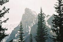 Mountains rock!