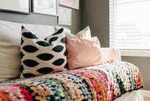 Pillow LOVE! / by Bonnie Thompson